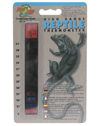 Picture of Zoo Med High Range Reptile Thermometer