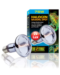 Picture of Exo Terra Halogen Basking Spot 75W