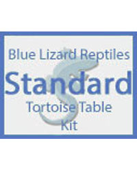 Picture of Blue Lizard Tortoise Starter Kit Standard Tortoise Table