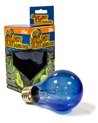 Picture of Zoo Med Daylight Blue Reptile Bulb 25W ES