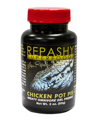 Picture of Repashy Superfoods Chicken Pot Pie 85g