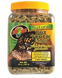 Picture of Zoo Med Natural Box Turtle Food 283g
