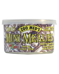 Picture of Zoo Med Can O' Mini Mealies 35g