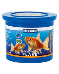Picture of King British Goldfish Flake 200g