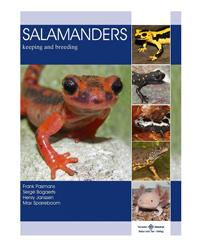 Picture of NTV Salamanders Keeping and Breeding
