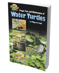 Picture of Zoo Med Care of Water Turtles