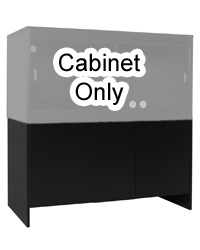 Picture of Standard Cabinet  Black - 48 x 24 x 26 Inches