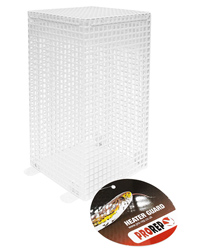 Picture of ProRep Ceramic Heater Guard White