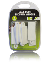 Picture of ProRep Cage Door Rubber Wedges 6 Pack