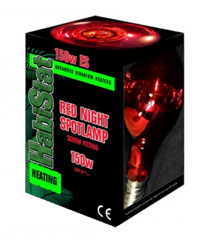 Picture of HabiStat Red Night Spotlamp 150W Screw