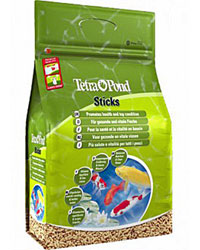 Picture of Tetra Pond Sticks 4l 450g