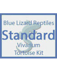 Picture of Blue Lizard Tortoise Starter Kit Standard Vivarium
