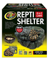 Picture of Zoo Med Repti Shelter 3 in1 Cave Large