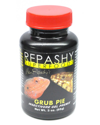 Picture of Repashy Superfoods Grub Pie for Reptiles 84g