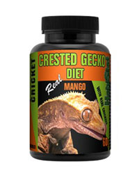 Picture of HabiStat Crested Gecko Diet Mango and Cricket 60g