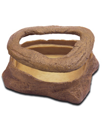 Picture of Exo Terra Worm Dish Mealworm Feeder