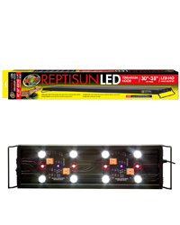 Picture of Zoo Med ReptiSun LED Hood 76-96 cm