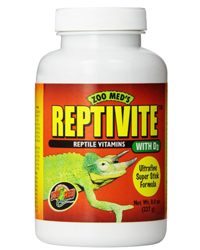Picture of Zoo Med Reptivite with D3 227g