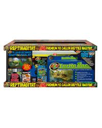 Picture of Zoo Med ReptiHabitat 40 Gallon Turtle Kit
