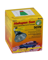 Picture of Lucky Reptile Halogen Sun Spot 50W