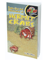 Picture of Zoo Med Care and Maintenance of Hermit Crabs