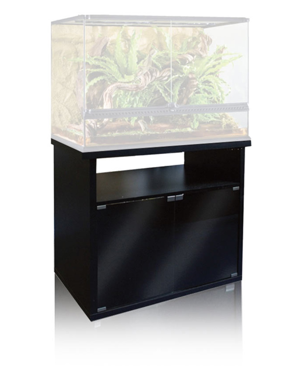 Exo Terra Terrarium Cabinet Large Black - Cabinets - Housing ...